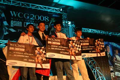 Filipino bags 2nd place on Guitar Hero WCG Asian Championship