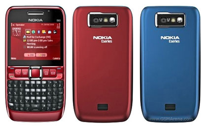 Nokia E63 to be priced at Php11,000