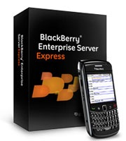 RIM offers BlackBerry Enterprise Server Express free of charge