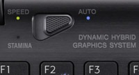 Switchable graphics