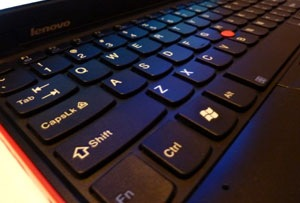 ThinkPad x100e keys