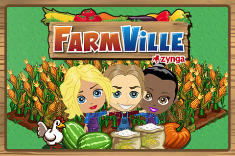 Zynga Plots Farmville App on the iPhone