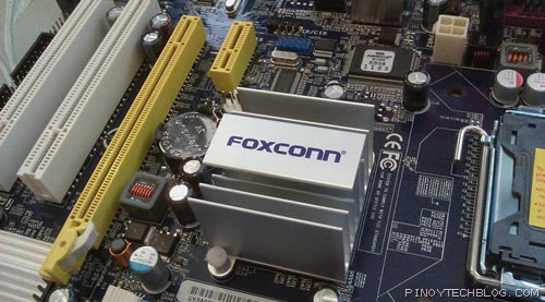 Foxconn re-introduces itself to the local market