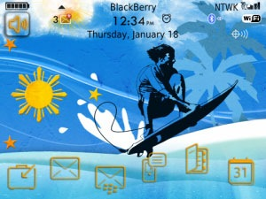 Celebrate Independence Day with Pilipinas-inspired themes for your BlackBerry
