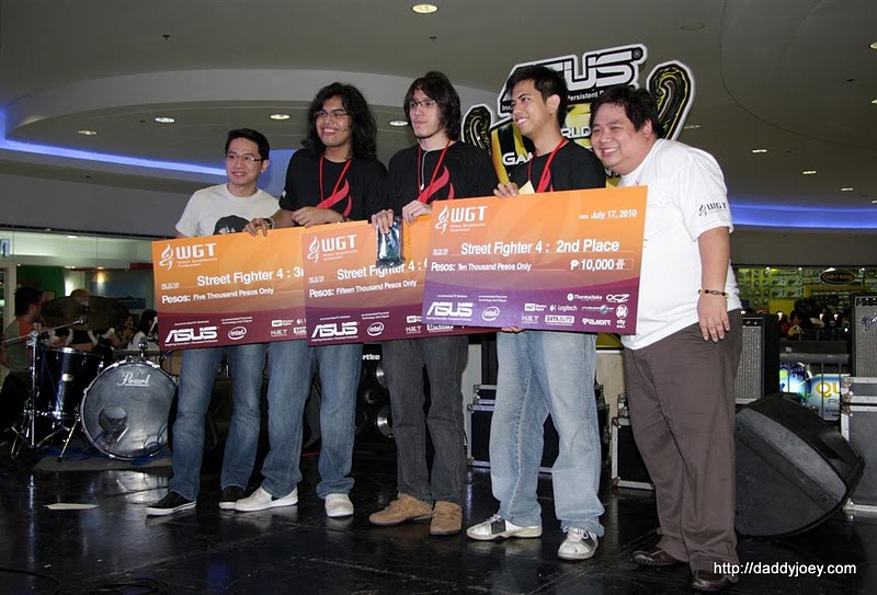 ASUS at the World GameMaster Tournament 2010 Finals