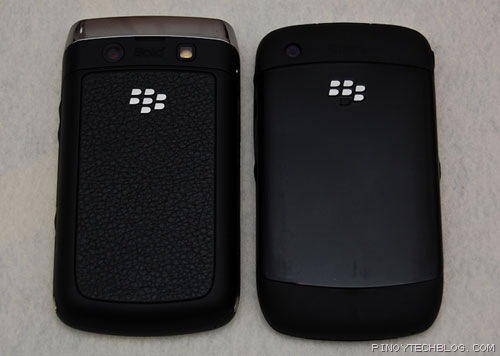 BlackBerry Bold or BlackBerry Curve?