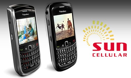Sun Cellular Postpaid subscribers get BlackBerry plans