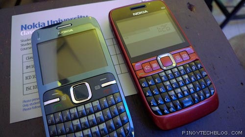 The Nokia C3 is the newest and cheapest full qwerty phone coming from Nokia.
