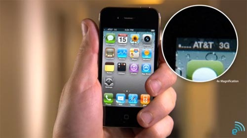 Apple admits iPhone 4′s antenna problem, but says other phones have it too