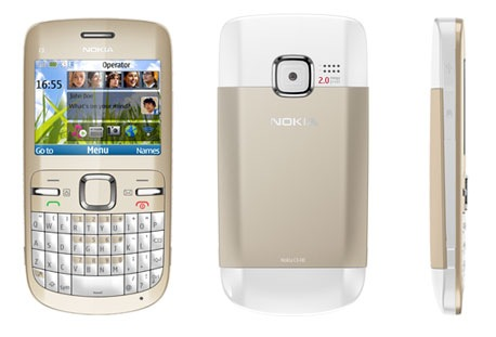 Get Php1000 off on the Nokia C3 this July 31