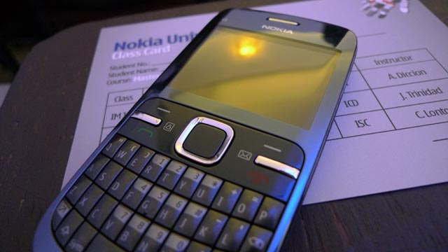 Nokia C3: First Impressions