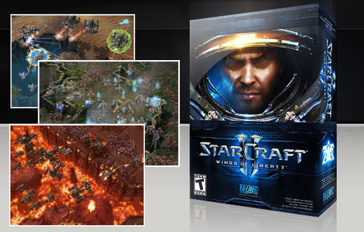 Are you ready for StarCraft II?
