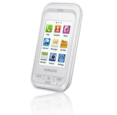 Samsung Champ - Chic White. Samsung Champ GT-C3303K Price and Specs: