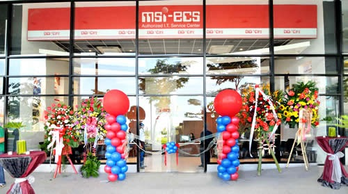 MSI-ECS opens its first service center in Taguig