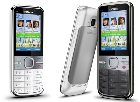 Nokia C5, another smartphone announced by Nokia