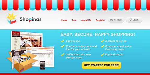 Better e-Commerce in the Philippines with Shopinas