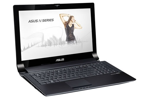 ASUS announced N3 series notebooks