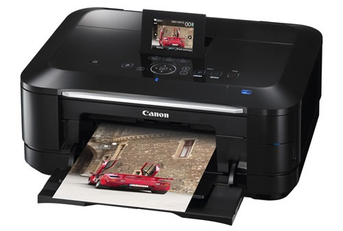 New Canon PIXMA printers goes sexy in black