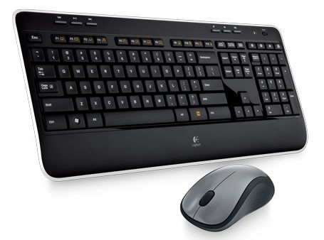 The Logitech Wireless Combo MK520 and how to win one