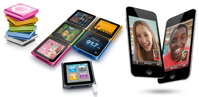 The skinny on Apple's new iPods