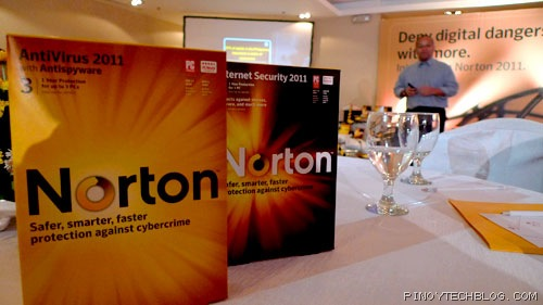 Norton released AntiVirus and Internet Security 2011