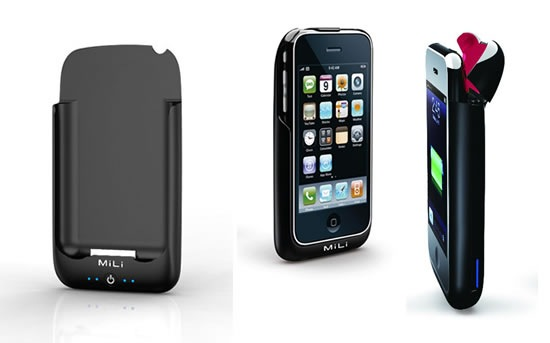 Power Pack, Power Skin and Power Spring