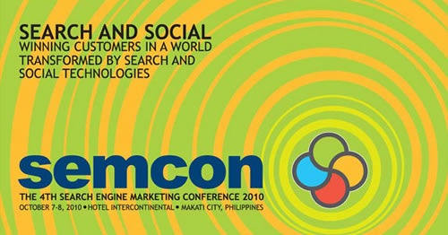SEMCON 2010 is a go this October 7 and 8