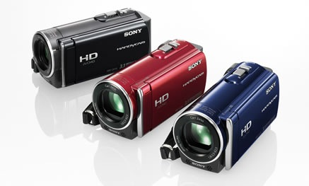 Sony still no. 1 when it comes to camcorders