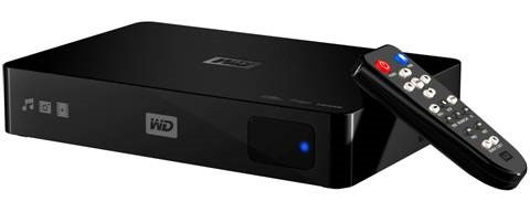 Western Digital's new media player can store up to 2TB