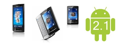 Sony Ericsson's Xperia line gets Android 2.1 treatment by the end of September