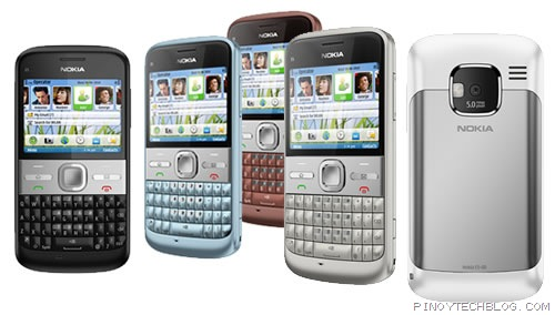 Nokia E5 now available for Php14,950