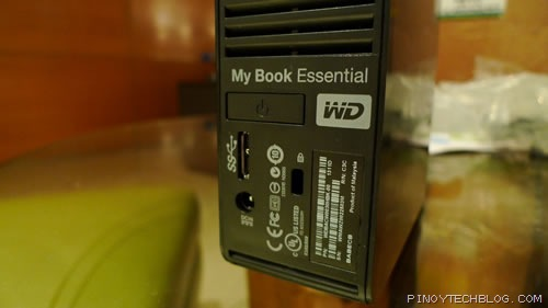 Western Digital My Book Essential 3TB (USB3.0)