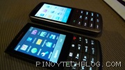 Nokia X3-02 and Nokia C3-01