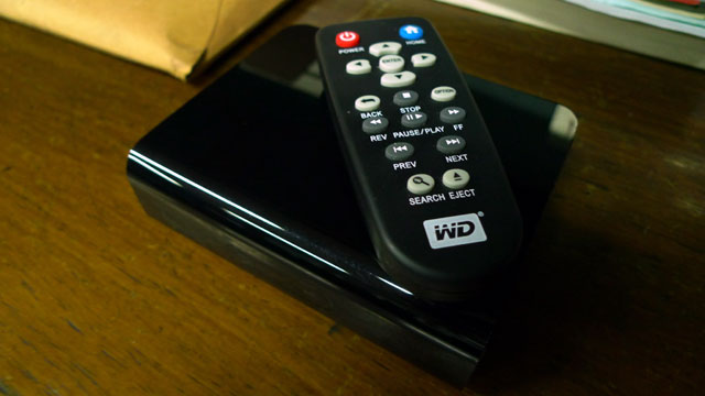WD TV HD Review