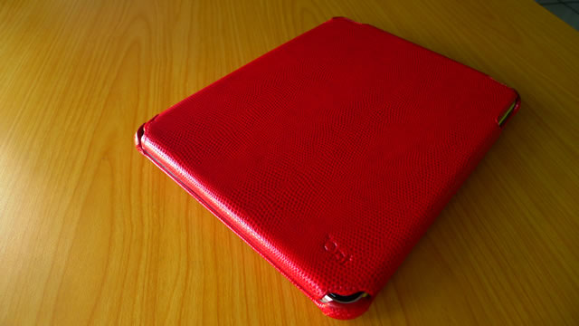 Opt Armor Case for the iPad Review