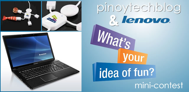 Pinoy Tech Blog Mini-Contest