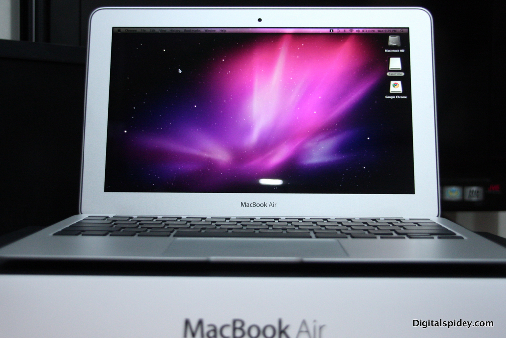 MacBook Air 11.6 Review