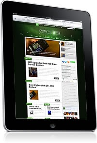 iPad lands in the Philippines