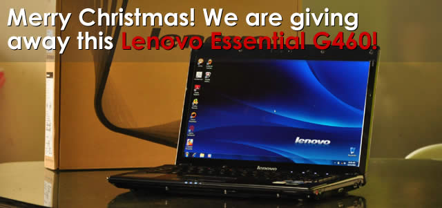The Great Lenovo – PTB Laptop Giveaway