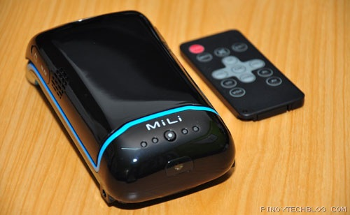 MiLi Power Pico Projector