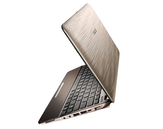 ASUS Eee PC 1015PW Gold