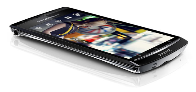 Sony Ericsson Xperia arc looks like a winner