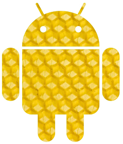 Google's Android 3.0 Honeycomb appears at CES 2011