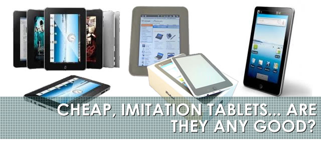 7 things you need to consider before buying an imitation tablet
