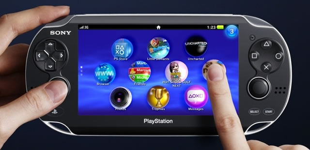 Sony shows off PSP 2, calls it NGP