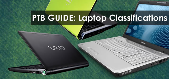 PTB Guide: How to choose a laptop