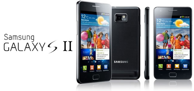 A sneak peek at the Samsung Galaxy S II