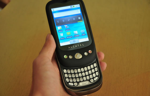 Alcatel OT-980 Review