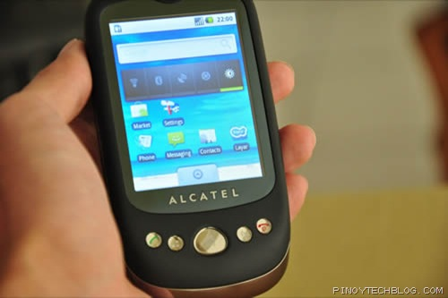 Alcatel OT-980 