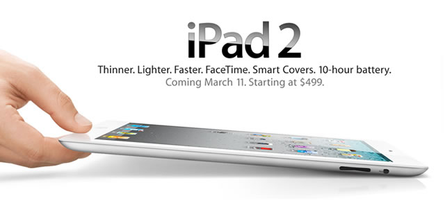 iPad 2 is now official, what changed?